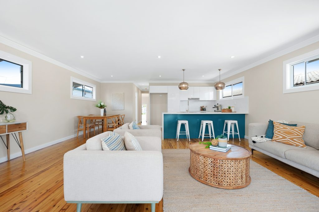 Newcastle Property Styling - Peony & Silk